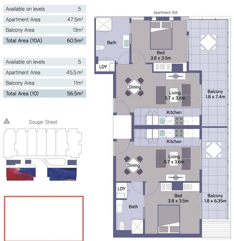 110平米房子平面圖