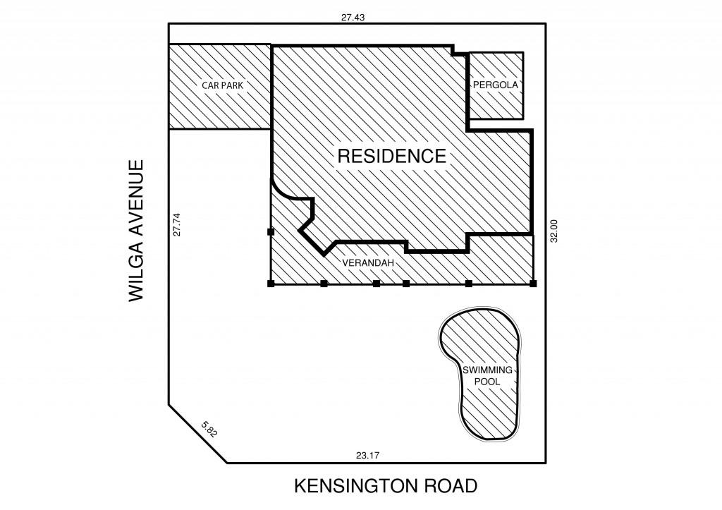 1:200比例尺房子平面图