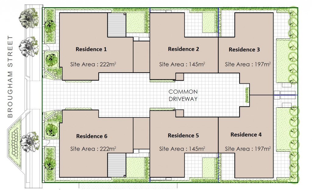 13米乘以8米房子平面图